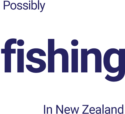 Possibly New Zealand's best fishing location